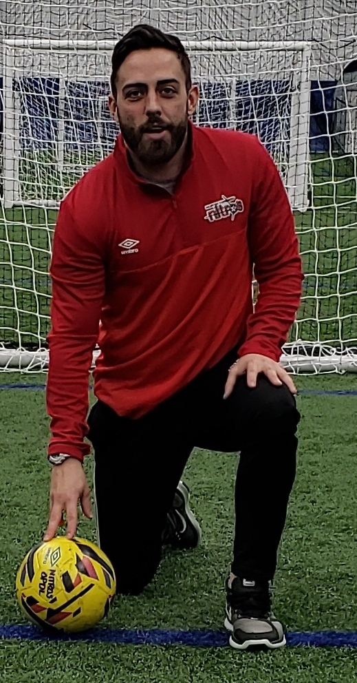 3b3ae10ba AMBITION AND VISION...up and coming Canadian coach Jonathan watched NT s  progress and wanted to be a part of it